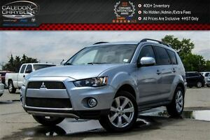 2012 Mitsubishi Outlander LS|4x4|Sunroof|Bluetooth|Pwr windows|K