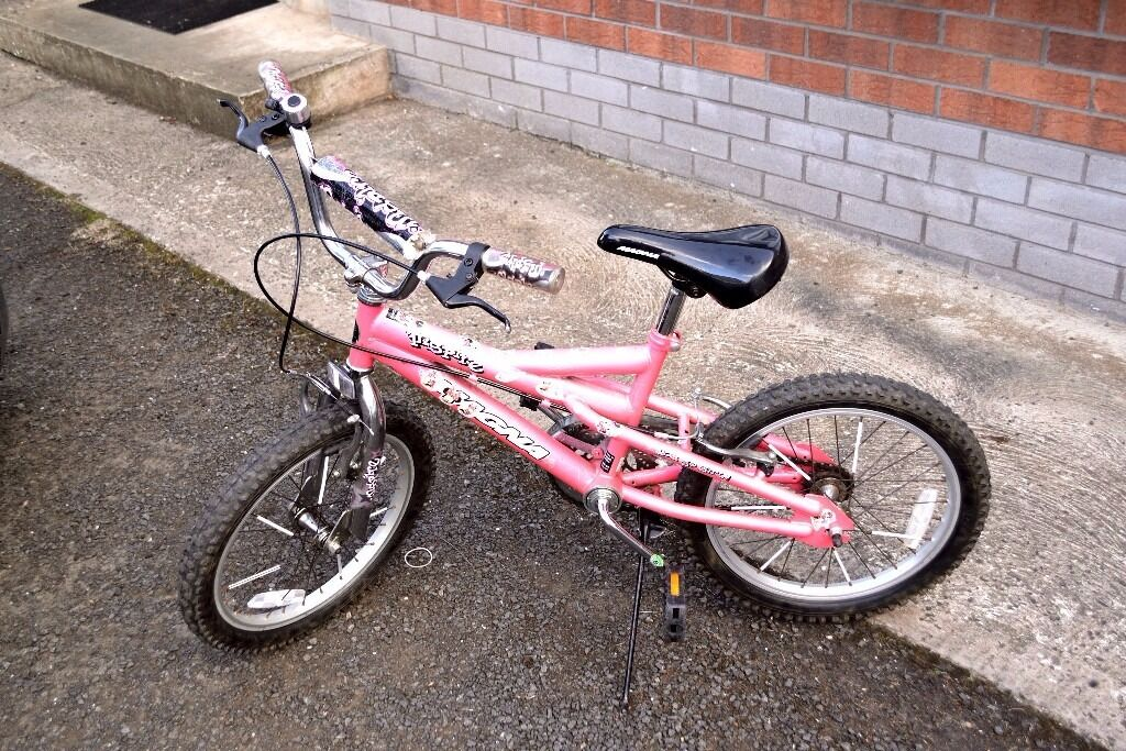 18 girls bike in excellent condition