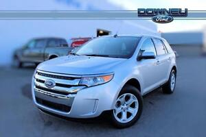 2013 Ford Edge SEL / OMG 66,000KM/ AWD/ HTD SEATS!!