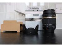Tamron 18-270mm F/3.5-6.2 Di 2 VC- IF- PZD model number B008E