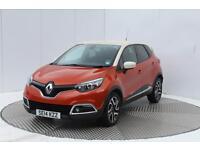 Renault Captur DYNAMIQUE S MEDIANAV ENERGY DCI S/S (multi coloured) 2014-07-31
