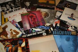 73 - 12 inch singles and 1 - 10 inch various artists 80's 90's
