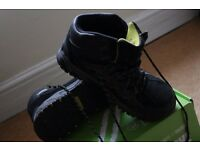 Dunlop Safety Boots Steel Toe Cap