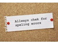 TRY BEFORE YOU BUY - Proofreading/Editing Service - Dissertations, Essays, CVs. Qualified Translator