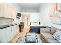 Studio flats Selection - from 350pw up to 450pw - move immediately - - couple/students