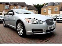JAGUAR XF 3.0D LUXURY PACK AUTOMATIC 4DR SALOON HPI CLEAR FSH EXCELLENT CONDITION
