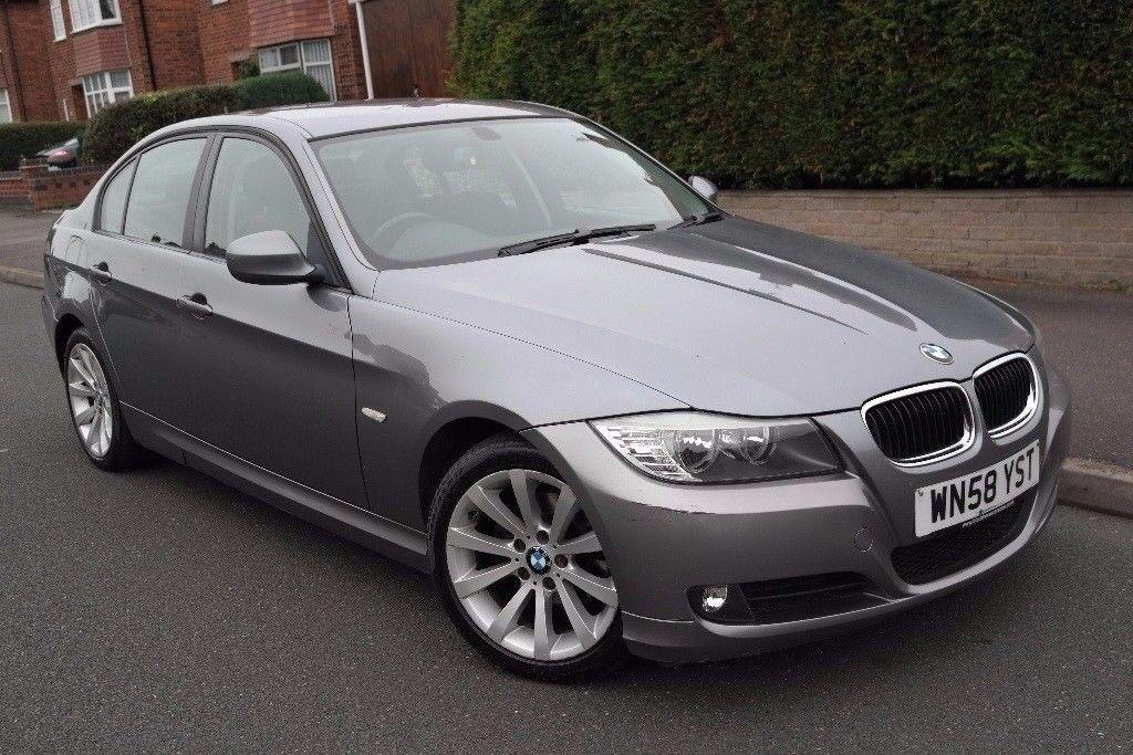 2008 BMW 318D SE 1YR MOT FULL SERVICE FACE LIFT MODEL DRIVES ABSOLUTELY BRILLIANT £3599 BARGAIN!!!!!