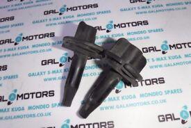 FORD GALAXY S-MAX RADIATOR HOLDER PINS 2006-2010 EN08Y