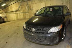 2012 Toyota Corolla CE + MANUEL + A/C + BLUETOOTH + SIEGE CHAUFF