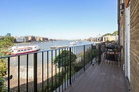 **Massive 4 Bedroom Apartment - Over looking the Thames - Bermondsey - Available Now!**