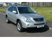 Lexus RX400H Self Charging Hybrid 4x4. Full service history. Just serviced aswell.