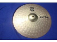 Paiste Tribal Tones / Brass Tones 18 inch Ride Cymbal for drum kit