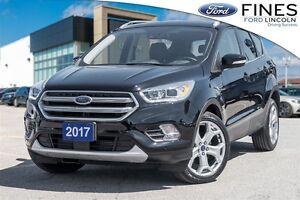 2017 Ford Escape Titanium - DEMO! $1000 COSTCO REBATE!
