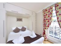 DOUBLE BEDROOM IN OXFORD STREET WITH A HYDE PARK VIEW