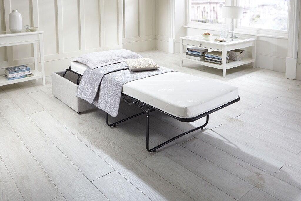 Jay Be Footstool Sofa Bed