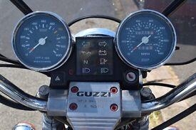 1997 Moto Guzzi California 1064cc, 75th Anniversary Edition, Good condition low mileage