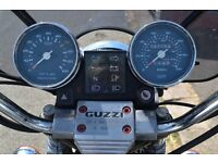 1997 Moto Guzzi California 1064cc, 75th Anniversary Edition, Good condition low mileage