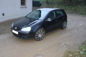 2007 VW Golf 2.0 S SDI diesel