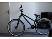 Bike for sale - like new. Jump bike cruiser bike, DMR frame