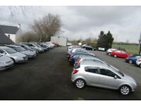 Profitable Used Car Sales Business, Yard and Workshop