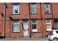 Large 2 bed Mid Terrace - Edinburgh Terrace - LS12 - LHA Accepted- Available NOW! - £450