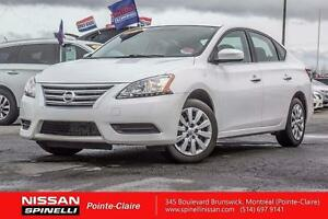 2014 Nissan Sentra SV BLUETOOTH / LOW MILEAGE