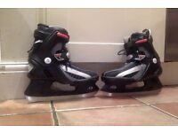 Childrens' CS UK size 7 (EU 42) ice skates for quick sale