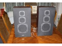 Pair of Toshiba SS-15 25W speakers