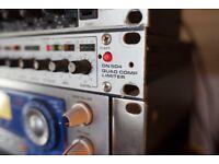 Klark Teknik DN 504 Quad compressor limiter
