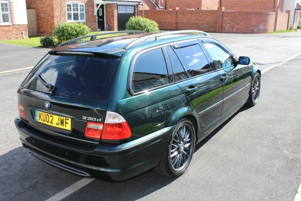 bmw e46 330d touring m sport in leyland lancashire. Black Bedroom Furniture Sets. Home Design Ideas