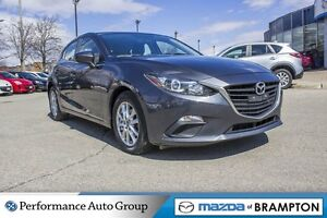 2014 Mazda MAZDA3 SPORT GS-SKY|HEATED SEATS|REAR CAM|BLUETOOTH