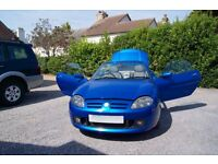 MG TF very good condition