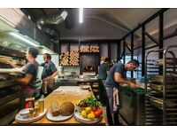 Experianced Pizza Chef - Artisan Bakery - Full time - Park St, Bristol - Start September / POST24/8