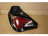Vauxhall Adam Rear light passenger NSR 2014- on
