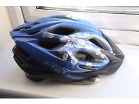 MET bike helmet - almost new condition