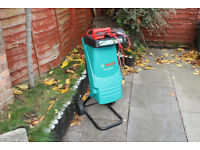 Garden Shredder Bosch AXT Rapid 2000 garden shredder