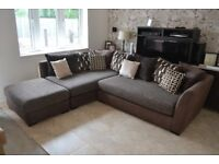 DFS Good Quality Corner Sofa