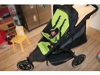 Phil & Ted's Explorer Stroller in Immaculate Condition