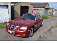 Chrysler Crossfire 2003 (53 plate)