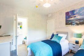 Luxury Bedsit To rent in Park Street, LUTON LU1 3HQ