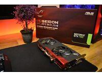 ASUS GTX 780 Poseidon ROG 3GB GDDR5 Videocard