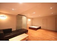 A large studio flat on West End Lane with garden - Available late October - A must see