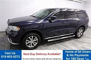 2015 Dodge Durango LIMITED AWD 7 PASS! NAVIGATION! LEATHER! CAME