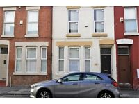 16 Claude Rd, Anfield, Liverpool. 2 bedroom mid terraced house with GCH. DSS applicants welcome