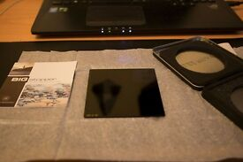 Lee Filters Foundation Kit, 0.6 +0.9ND Grad Soft, 77mm Wide Adapter, Big Stopper