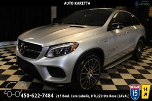 2016 Mercedes GLE450 AMG SPORT, NAVI/PANO/LED/360 CAM/MAGS 22''