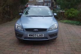 Ford Focus 2007 (3dr) LOW MILEAGE!!!