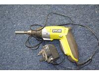 ryobi 4 V Li-Ion Screwdriver CSD 4130 GN