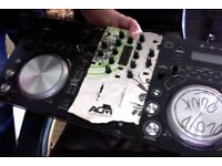 pioneer xdi aero turn table mixer