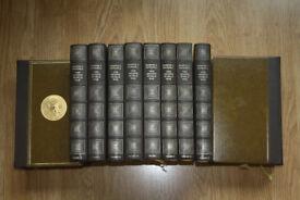 WINSTON S CHURCHILL - The Second World War - SET OF 12 BOOKS